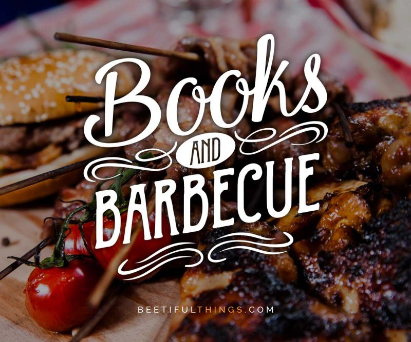 Books and Barbecue