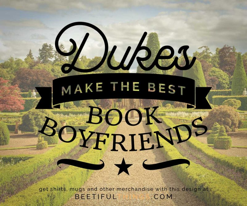 Dukes Make The Best Book Boyfriends