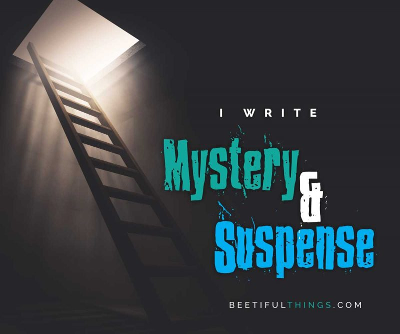 I Write Mystery & Suspense