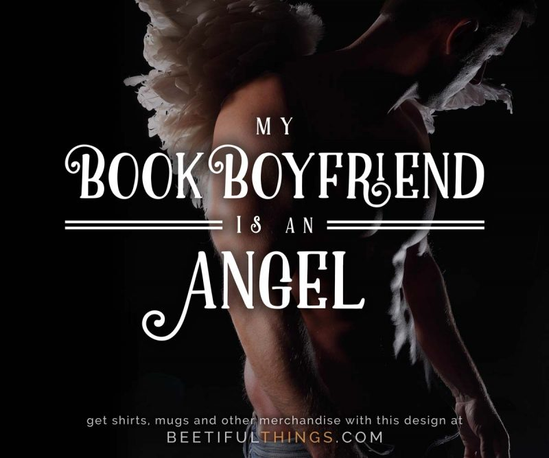 My Book Boyfriend Is An Angel