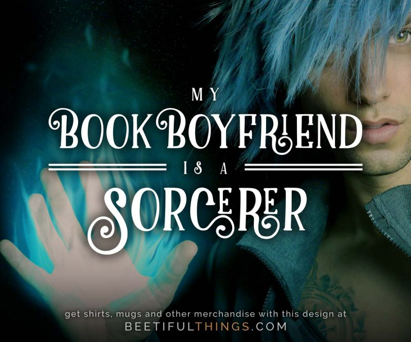 My Book Boyfriend Is A Sorcerer