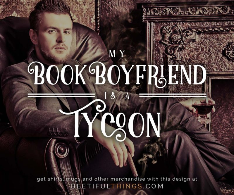 My Book Boyfriend Is A Tycoon