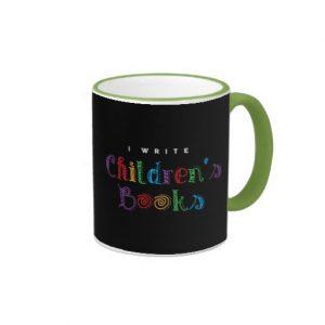 I Write Children's Books Mug
