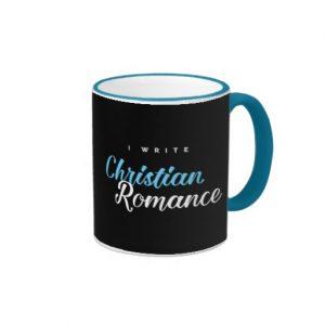 I Write Christian Romance Mug