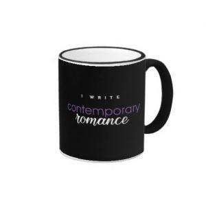 I Write Contemporary Romance Mug