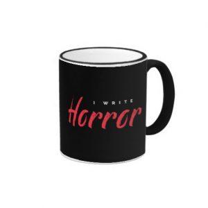 I Write Horror Mug