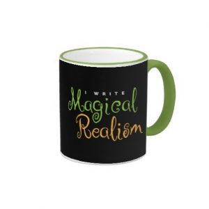 I Write Magical Realism Mug