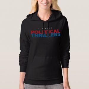 I Write Political Thrillers Shirt (women's)