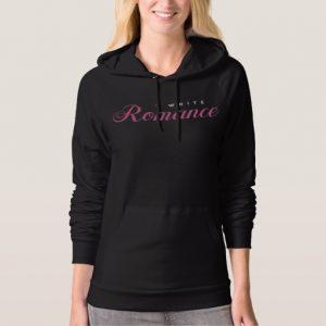 I Write Romance Shirt (women's)