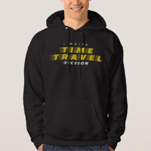 I Write Time Travel Fiction Shirt (men's)