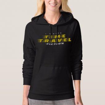 I Write Time Travel Fiction Shirt (women's)