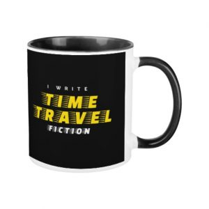 I Write Time Travel Fiction Mug