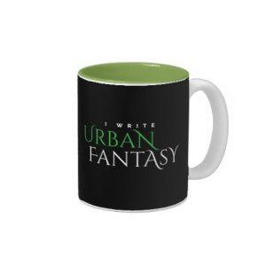 I Write Urban Fantasy Mug