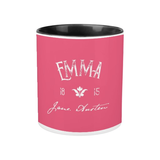 Emma by Jane Austen (1815) Mug
