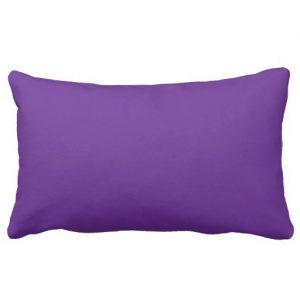 I [Heart] Libraries Pillow (purple/black)