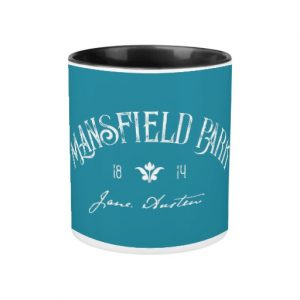 Mansfield Park by Jane Austen (1814) Mug