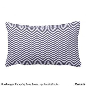 Northanger Abbey by Jane Austen (1818) Pillow