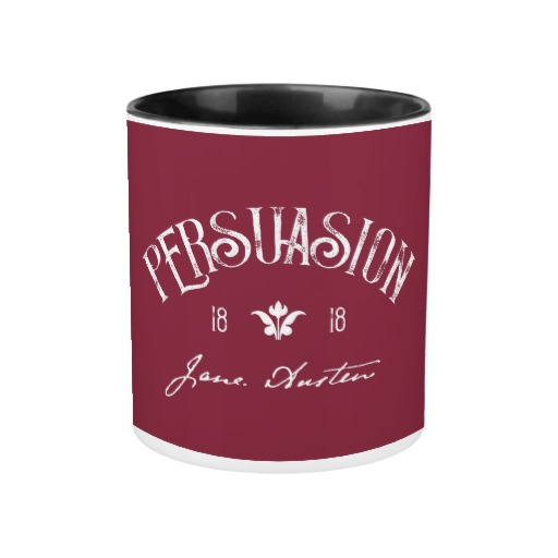 Persuasion by Jane Austen (1818) Mug