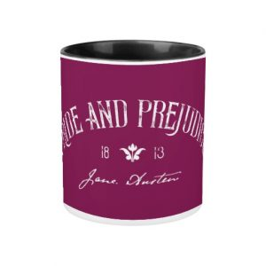Pride and Prejudice by Jane Austen (1813) Mug