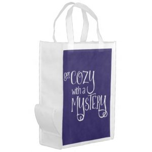 Get Cozy with a Mystery Grocery Bag (white design)