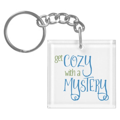Get Cozy with a Mystery Keychain (colored design)