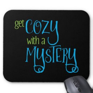 Get Cozy with a Mystery Mouse Pad (colored design)