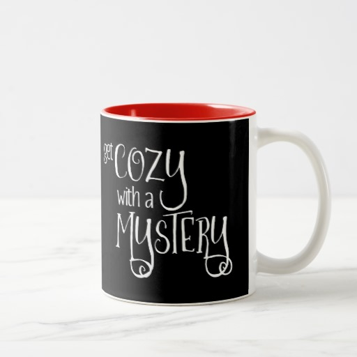 Get Cozy with a Mystery Mug (white design)