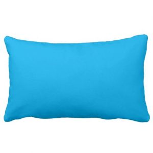 Get Cozy with a Mystery Rectangle Pillow (colored design)