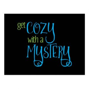 Get Cozy with a Mystery Postcard