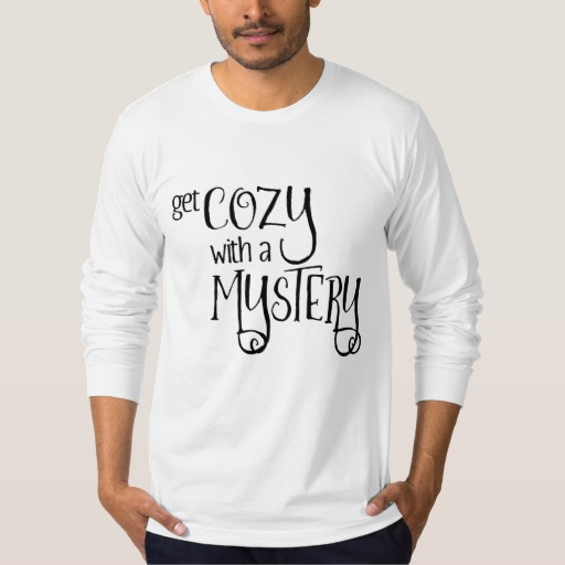 Get Cozy with a Mystery Men's Sweater (black design)