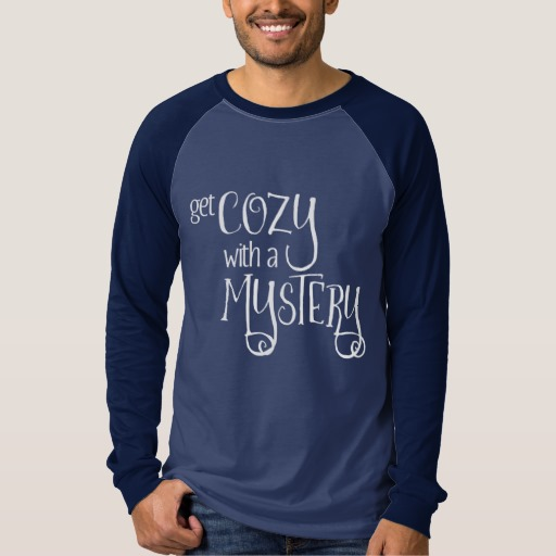 Get Cozy with a Mystery Men's Sweater (white design)