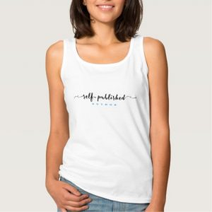 Self-published Author Woman's Shirt