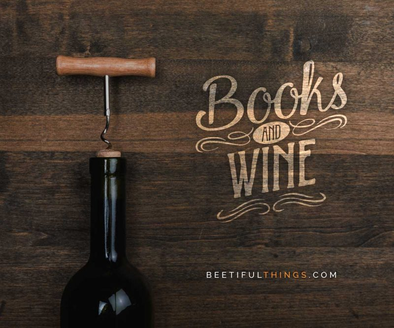 Books and Wine