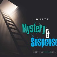 I Write Mystery & Suspense
