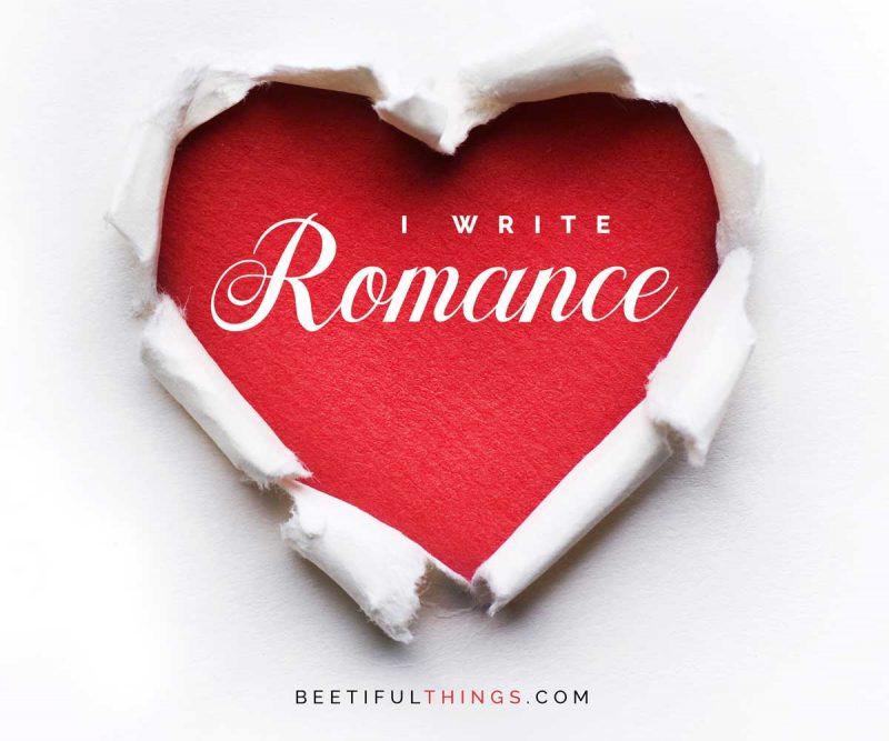 I Write Romance
