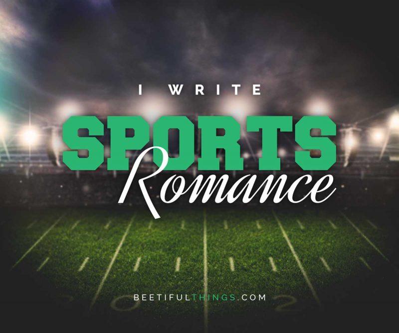 I Write Sports Romance