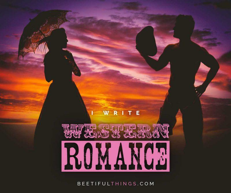 I Write Western Romance
