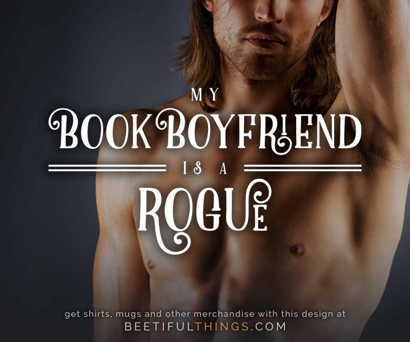 My Book Boyfriend Is A RogueStar