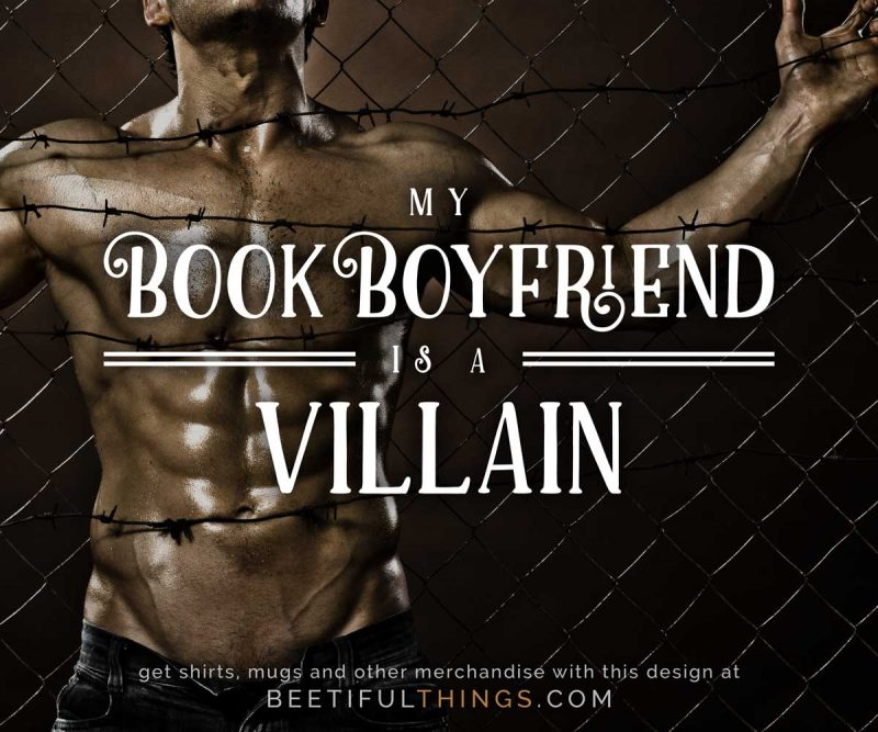 My Book Boyfriend Is A Villain
