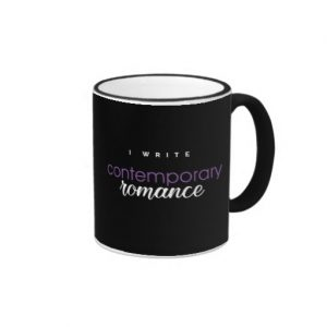 I Write Contemporary Romance Mug
