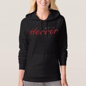 I Write Horror Shirt (women's)