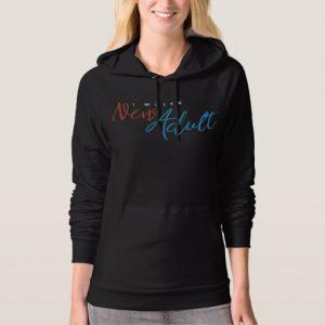 I Write New Adult Shirt (women's)