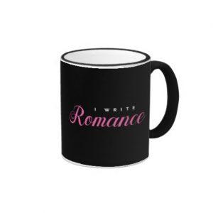 I Write Romance Mug