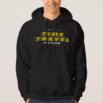 I Write Time Travel Fiction Shirt (men's)