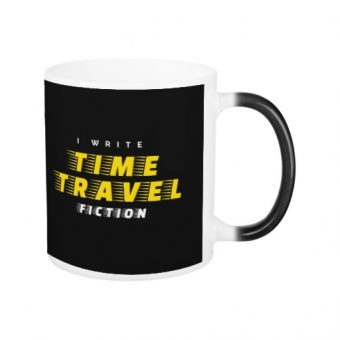 I Write Time Travel Fiction Mug