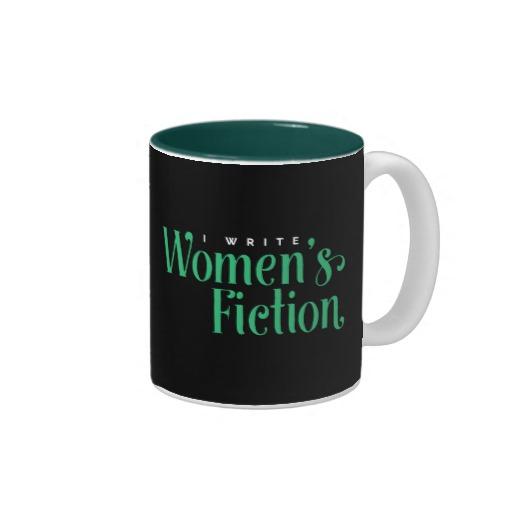 I Write Women's Fiction Mug