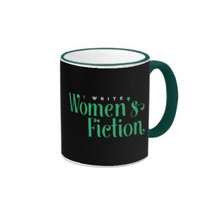I Write Women's Fiction Mug