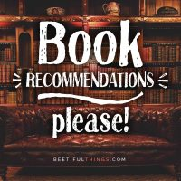 Book Recommendations Please!