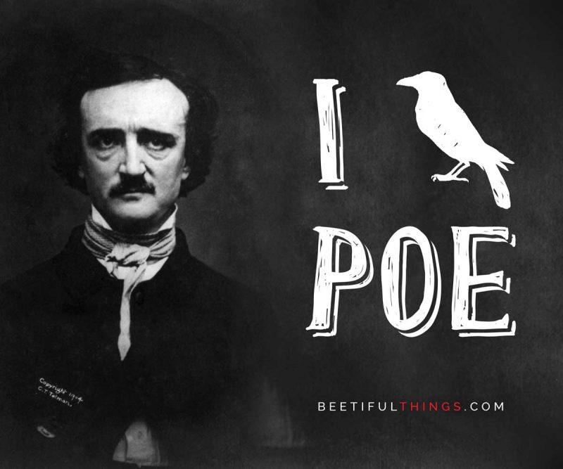 Edgar Allan Poe - I Raven Poe