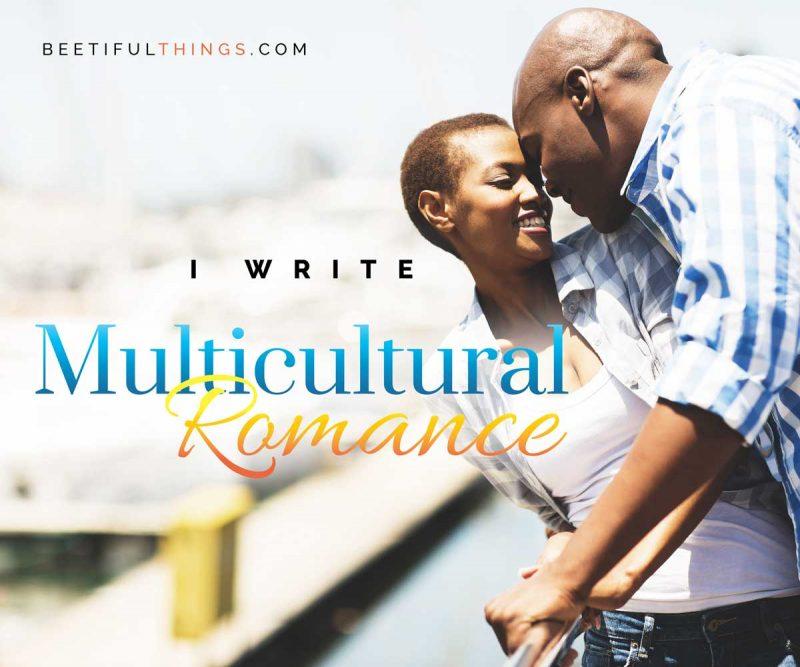 I Write Multicultural Romance
